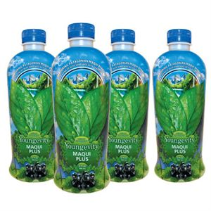 Picture of Maqui Plus™ - 1 case (4 - 32 fl oz bottles)
